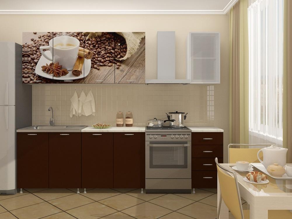 кофе фасадах с рисунки кухни на